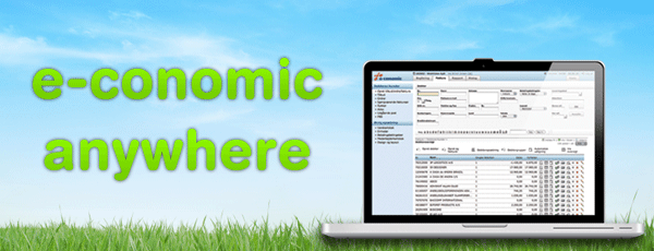 e-conomic anywhere illustrasjon