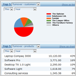 Thumbnail of e-conomic dashboard