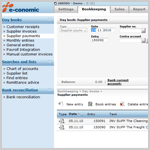 Thumbnail of Payments in e-conomic